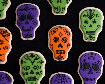 Biscuits «Day of the Dead»
